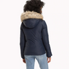 TOMMY JEANS HOODED DOWN JACKET 5161