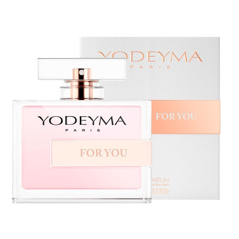 YODEYMA FOR YOU EAU DE PARFUM 100ML - CHANCE EAU TENDRE CHANEL ALTERNATIVE