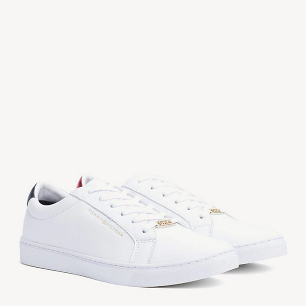 Tommy Hilfiger Metallic Back Lace-up Trainers FW0FW03682