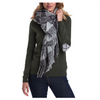 Barbour Boucle Scarf LSC0120-Grey