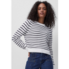 French Connection LILLIE MOZART STRIPE JUMPER 78QBB