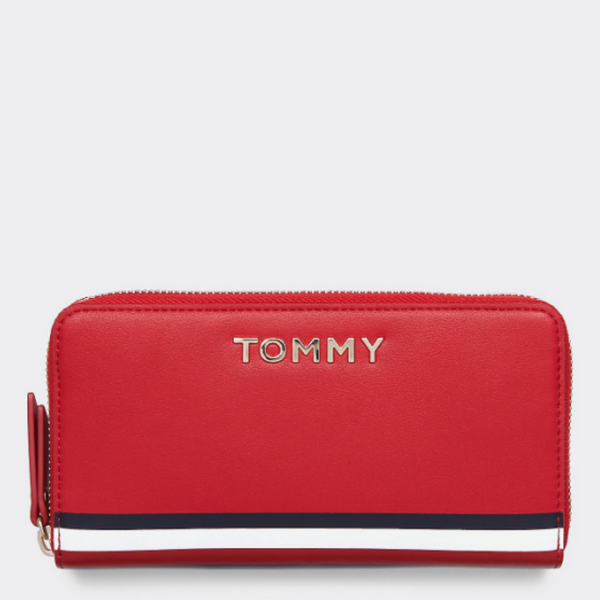Tommy Hilfiger LARGE SIGNATURE TAPE WALLET 7736