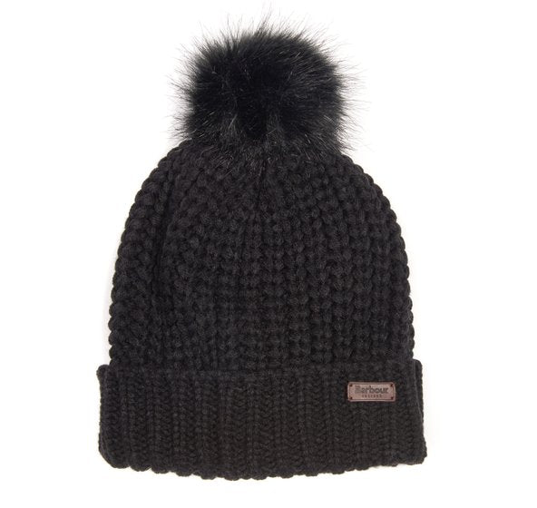 Barbour Saltburn Beanie LHA0336-Black