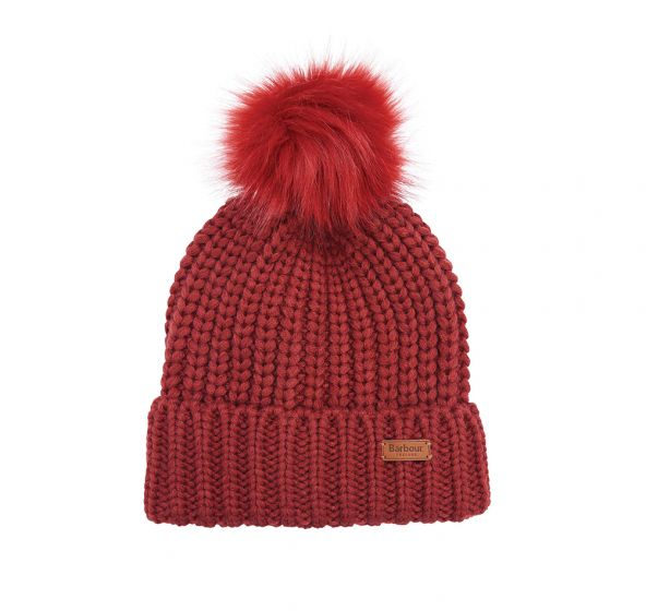 Barbour Saltburn Beanie LHA0336-Burnt Red