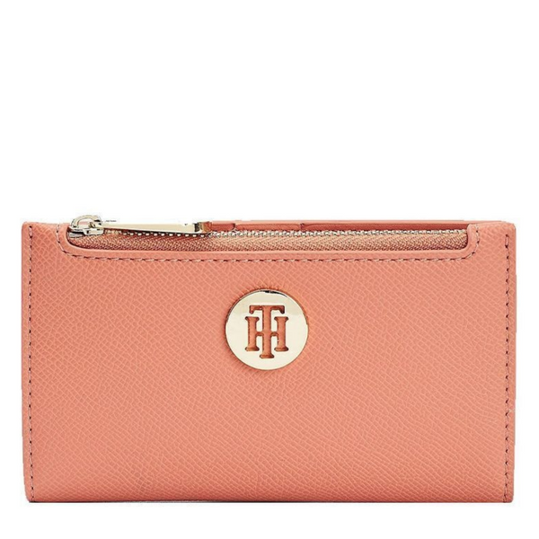 Tommy Hilfiger MONOGRAM PLAQUE SLIM WALLET 8899