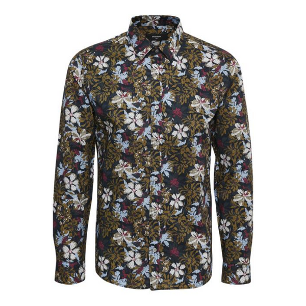 Matinique Robo Colour Print Shirt