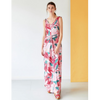 Thought Blomst Bamboo Jersey Ethical Maxi Dress WSD4167