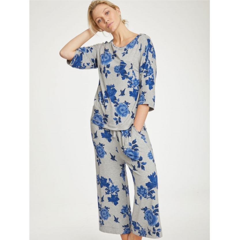 Thought Reanna Bamboo PJ Top 4501
