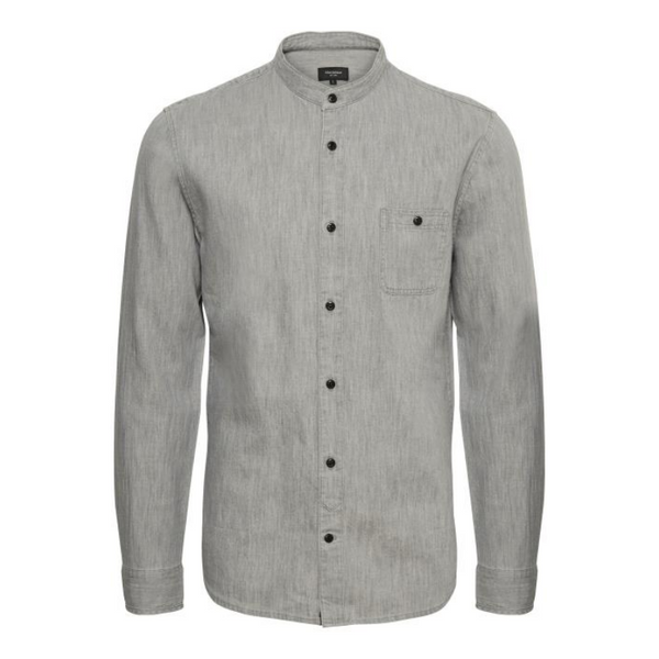 Matinique Trostol China Grandad Collar Shirt 30203469
