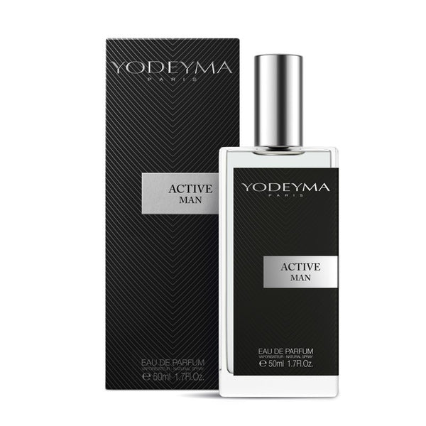 YODEYMA ACTIVE MAN SCENT EAU DE PARFUM 50ML - CREED AVENTUS ALTERNATIVE
