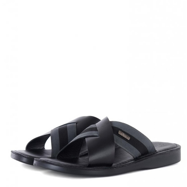 Barbour Arlo Leather Sandals MFO0541