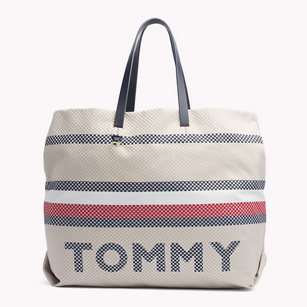 Tommy Hilfiger Logo Summer Beach Bag 903