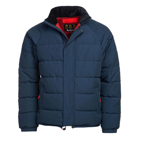 BARBOUR ENKLE QUILTED JACKET MQU1220