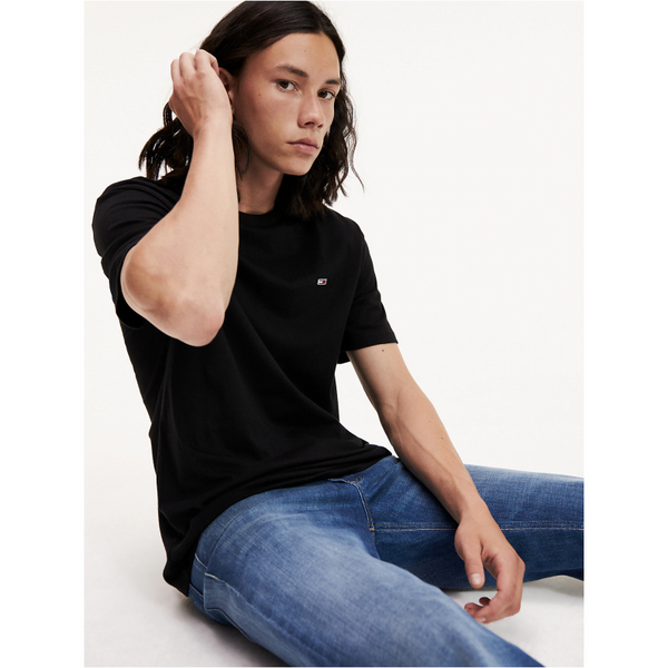 Tommy Jeans 6061 Classics Black Tee