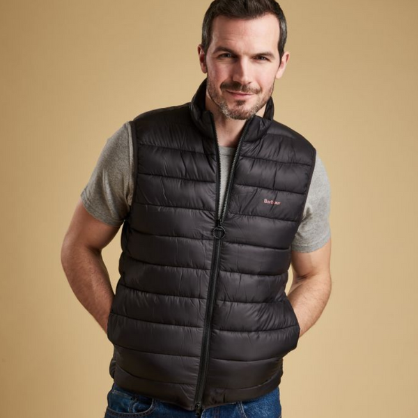 Barbour Bretby Fibre Down Gilet - MGI0024 Black