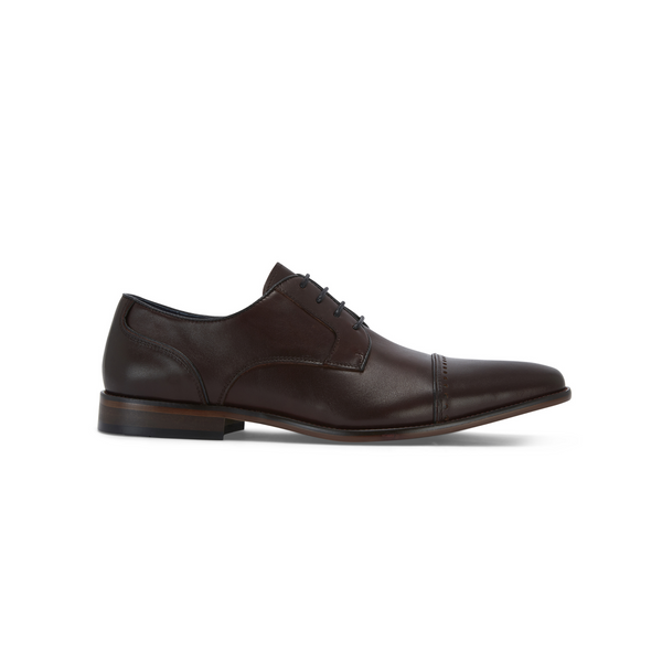 Remus Uomo Bonuci Oxford Leather Shoe 02158 - Burgundy