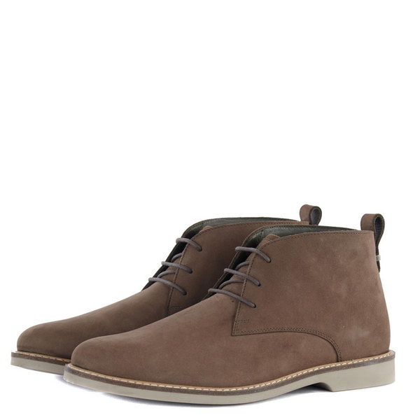 Barbour Consett Taupe Chukka Boots MFO0535