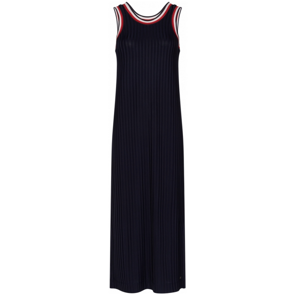 Tommy Hilfiger Carmen SIGNATURE TAPE SLEEVELESS DRESS