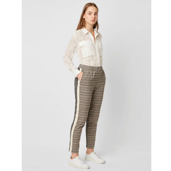 French Connection AMATI CHECK TAILORED JOGGERS 74MBG