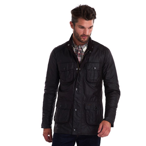 Barbour Corbridge Wax - Rustic MWX0340