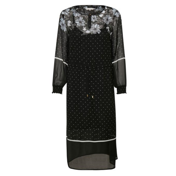 Part Two Palma Floral Spot Dress 3908