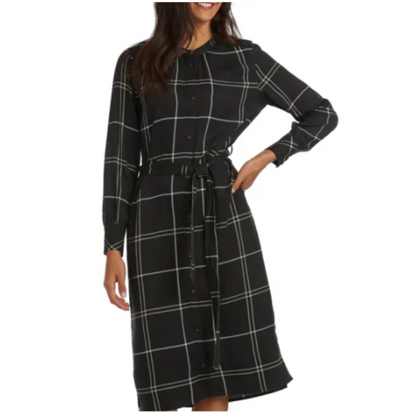 Barbour Perthshire Tartan Dress LDR0355