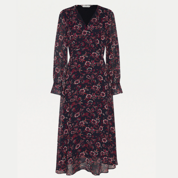 Tommy Hilfiger Amia Midi Floral Dress 28705