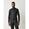 Gibson London Tweed Check Jacket G18215TGJ - Charcoal