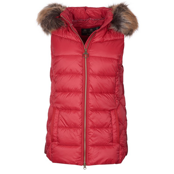 Barbour Irving Quilted Gilet LG10050