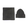 Barbour Crimdon Beanie and Scarf Gift Set MGS0019 - Olive