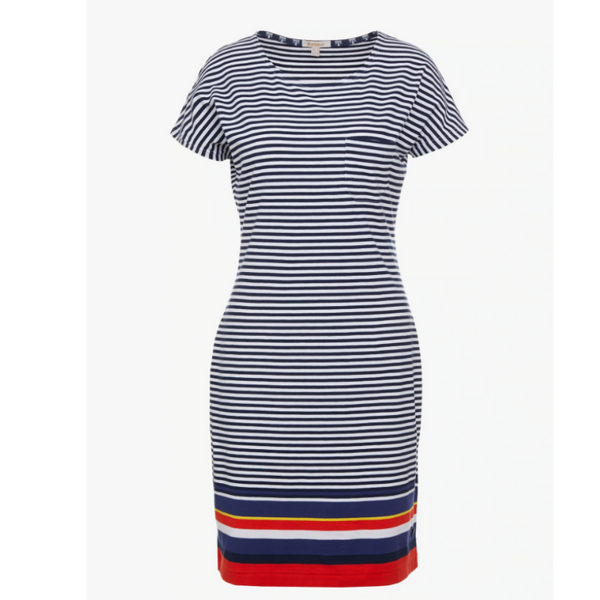 Barbour Harewood T-Shirt Dress LDR0070
