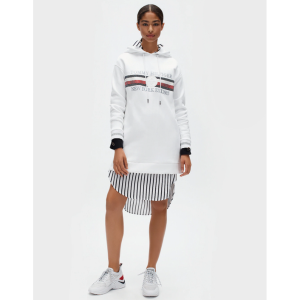 Tommy Hilfiger Icon Hooded Dress 2775