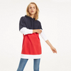 Tommy Hilfiger Talina COLOUR-BLOCKED DRAWSTRING HOODY 24525