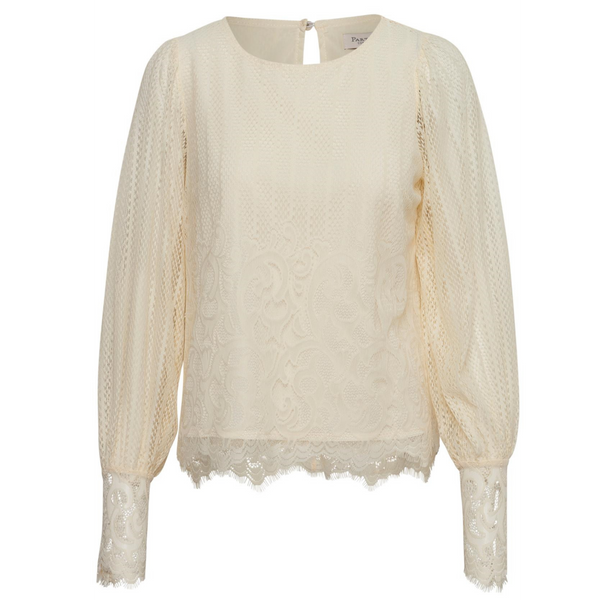 Part Two Nalene Lace Blouse 3603