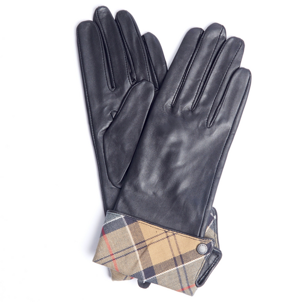 Barbour Lady Jane Leather Gloves LGL0005