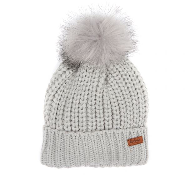 Barbour Saltburn Beanie LHA0336-Ice White