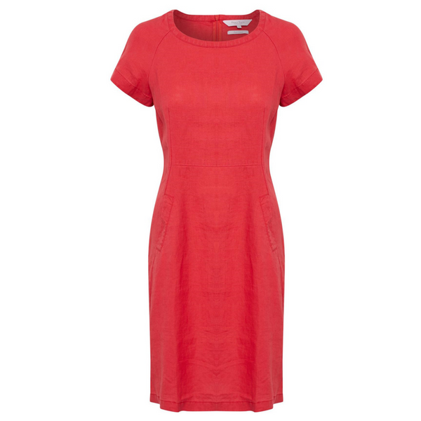 Part Two Aundreas Linen Dress 2988