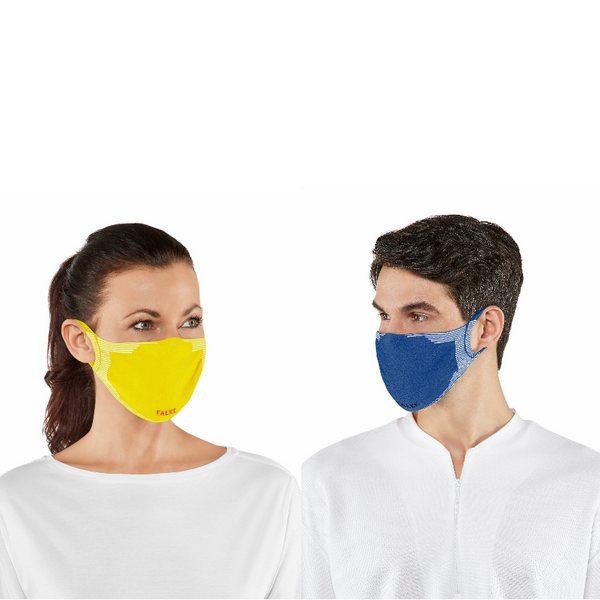 Falke Sporty Dynamic 2-pack unisex mouth-nose Mask 44802