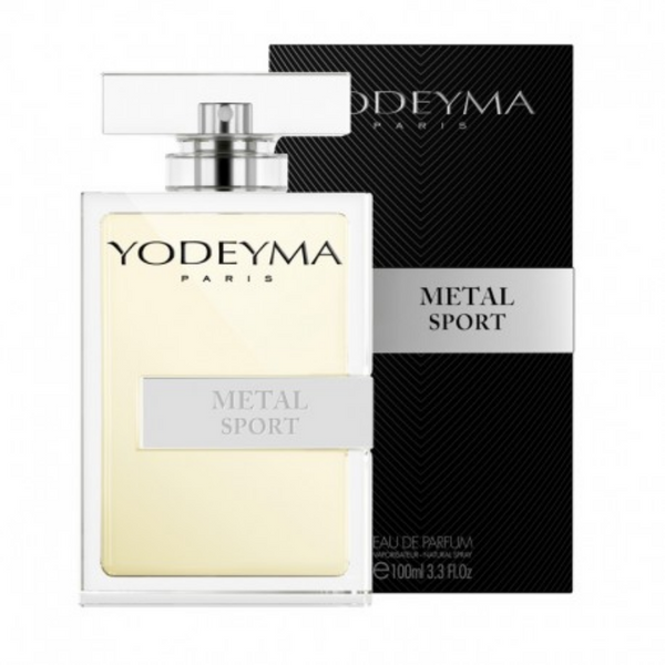 YODEYMA METAL SPORT EAU DE PARFUM 100ML - CHANEL SPORT ALTERNATIVE