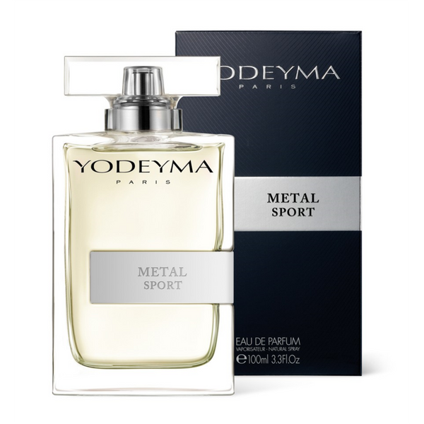 Yodeyma Metal Sport Eau De Parfum 100ml - Chanel - Allure Homme Sport Alternative