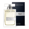 YODEYMA METAL SPORT EAU DE PARFUM 100ML - CHANEL ALLURE HOMME SPORT ALTERNATIVE