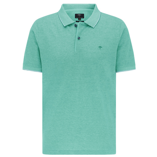 Fynch Hatton 1750 Supersoft Polo - Peppermint
