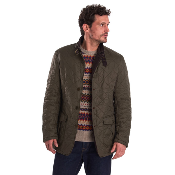 BARBOUR DOISTER POLARQUILT JACKET MQU1141OL72