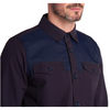 Barbour Men's Seaford Overshirt MOS0091NY91