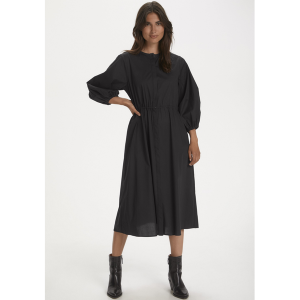 Part Two Emalia Organic Cotton Midi Dress 30305540