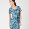 Thought Passiflora Relaxed Dress with Pockets 3693