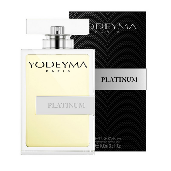 YODEYMA PLATINUM EAU DE PARFUM 100ML - PACO RABANNE INVICTUS ALTERNATIVE