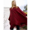 Thought Pernilla Wool Poncho WWT4453