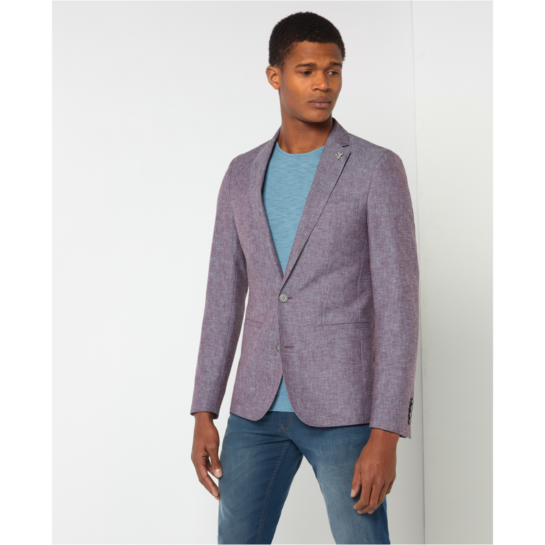 Remus Uomo Purple Novo J Jacket 10924