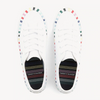 Tommy Hilfiger Rainbow MULTICOLOURED FLATFORM TRAINERS 4069